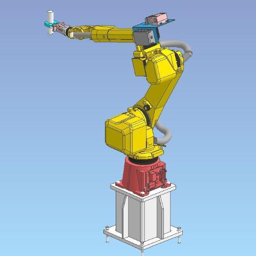 【6軸ロボット】 走行ロボット・天吊りボットなど